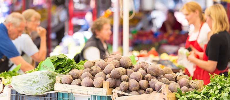 Salisbury Market